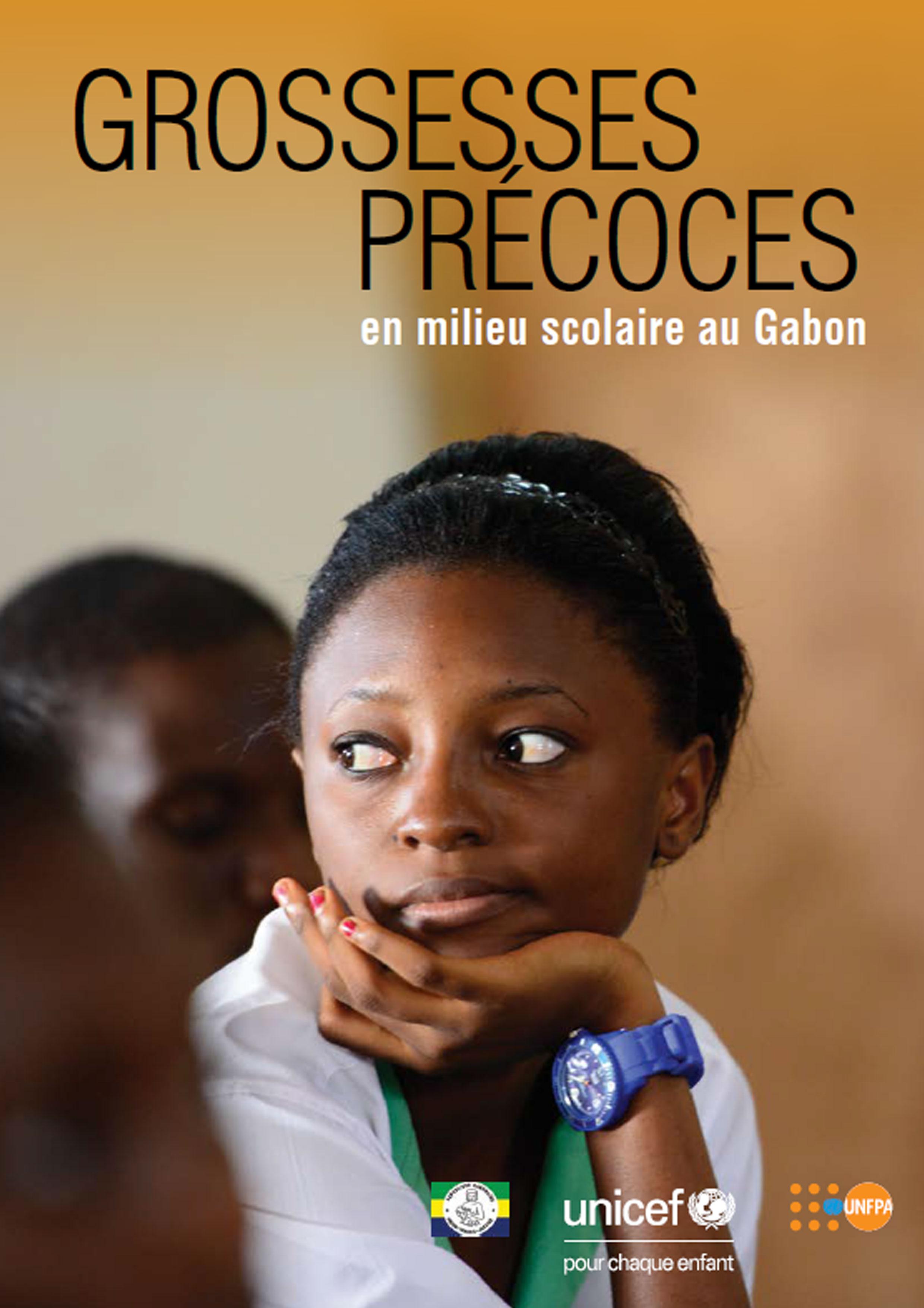 GROSSESSES PRÉCOCES EN MILIEU SCOLAIRE AU GABON
