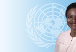 Dr Natalia Kanem Directrice exécutive UNFPA, le Fonds des Nations Unies pour la population