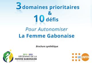Autonomisation femme gabonaise: domaines et priorités