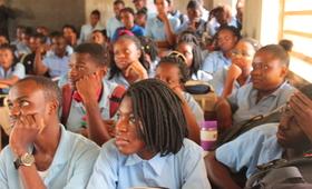 Les élèves sensibilisés sur la problématique des grossesses précoces, des IST/VIH et des VBG